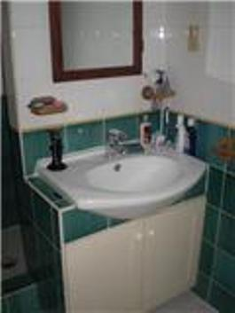 lavabo chambre des proprietaires