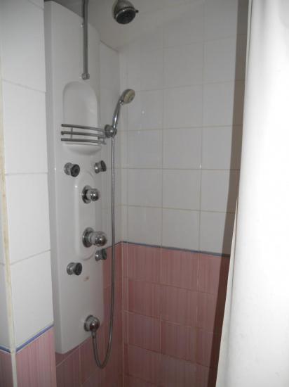 douche multijets des 2 chambres d'hotes