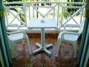 table chambre balcon